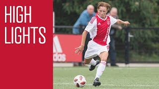 Highlights Ajax O15 - PSV O15