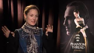 Sitdown Interview With Vicky Krieps for Phantom Thread