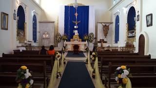 Alquifiestas y Floristeria El Mana, Decoración Iglesia La Asunción, Guatemala, Arreglos Artificiales