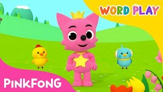 Pinkfong's Song | Word Play | Pinkfong Songs for Children