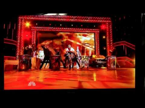 America's Got Talent 2010 top 10- Jeremy Van Schoonhoven- bike trick