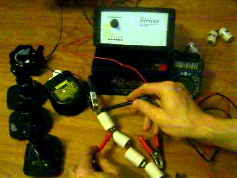 Как сделать аккумулятор для шуруповерта своими руками