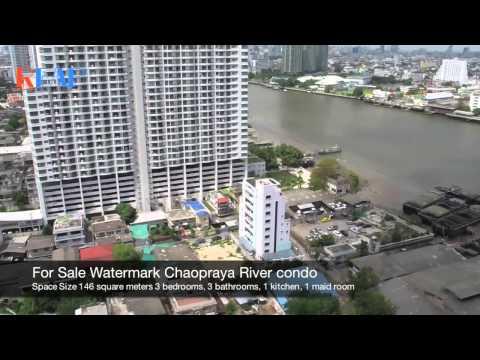 Condo Water Mark The Chao Phraya River l Call : 083.992.9992
