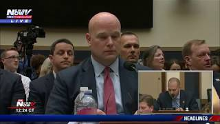 PART 3: Department of Justice Hearing On Russia and Mueller Investigation