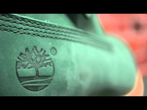"""VILLA x Timberland """"Emerald""""  6-Inch Boot Unboxing"""