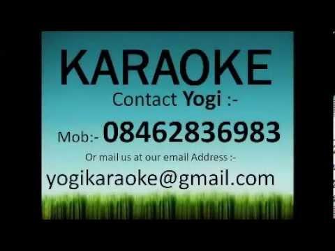 Acha to hum chalte hain karaoke track