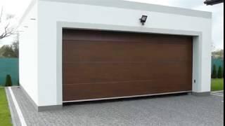 Segmentowa Brama Garażowa HELUX