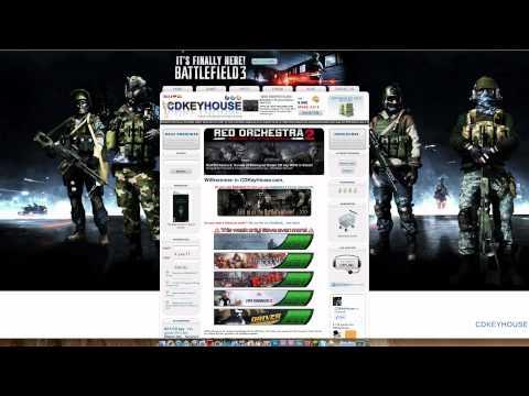 CDKeyHouse.com (mit Rabatt-Code) : Günstig Spiele kaufen
