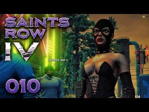 SAINTS ROW IV [HD+] #010 - Digge Datensammlung ★ Let's Play Saints Row IV