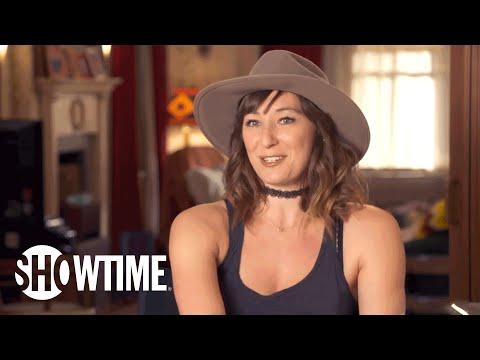 Steve, Shanola & Isidora on The Thrupple | Shameless | Season 7
