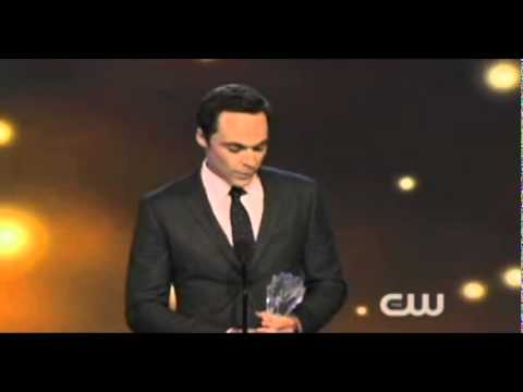 19 06 2014 critics choice award  prize + speech Jim Parsons