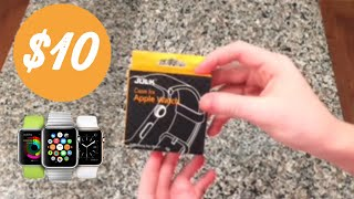 Julk Apple Watch Case Unboxing and Tutorial