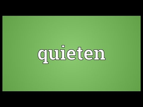 Header of quieten