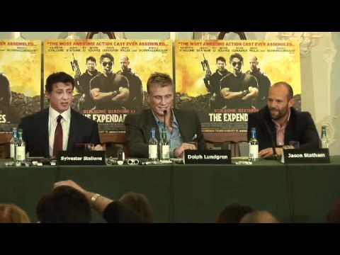 The Expendables Premieres In The UK