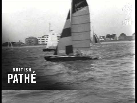 Shearwater Catamaran Championships - Poole (1965)