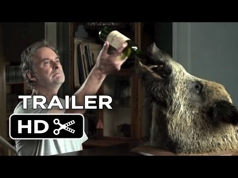 My Old Lady Official Trailer #1 (2014) - Kevin Kline, Maggie Smith Dramedy HD