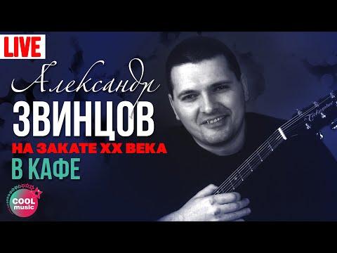 Александр Звинцов   На закате XX века 11  В кафе