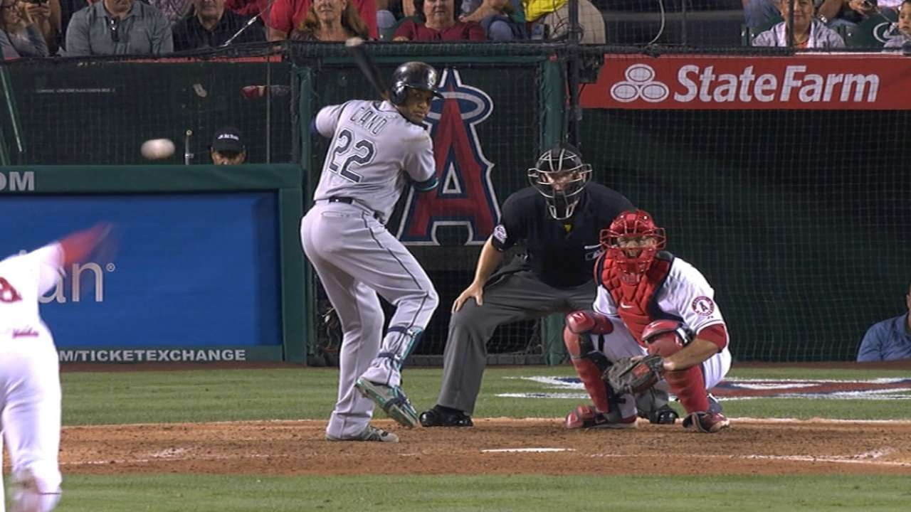 6/26/15: Walker's outing helps Mariners top Angels
