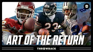 The Art Of The Return: Told By Hester, Deion, & Hall!