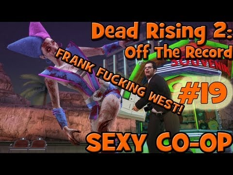 The Karate Kid - Dead Rising 2 Off the Record Sexy Co-op Ep...