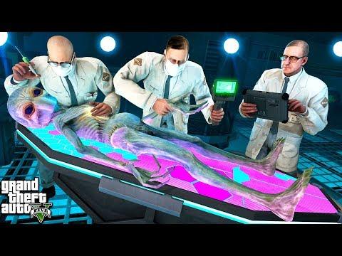 ЛЮДИ НАШЛИ НАСТОЯЩЕГО ПРИШЕЛЬЦА НЛО В ГТА 5 МОДЫ! UFO ОБЗОР МОДА В GTA 5! ИГРЫ ГТА ВИДЕО MODS