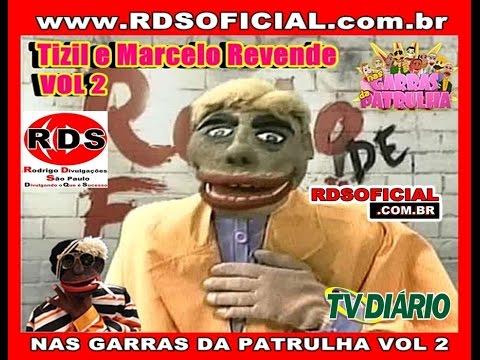 Nas Garras Da Patrulha - Tizil - Vol 2 video