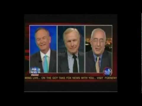 Bill O'Reilly Slapped Around By Ben Stein!