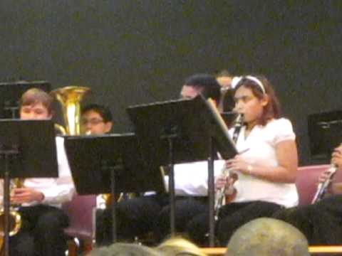 Cabrillo Middle School Band: Jingle Bells Around the World