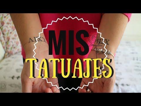 MI EXPERIENCIA: TATUAJES | Paula Díaz