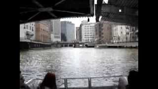 Milwaukee River-Harbor Boat Trip