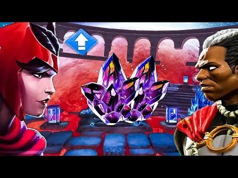 MARVEL: Битва чемпионов - #33 | Открытие кристаллов. |  Повышения ранга. | Розыгрыш аккаунта!