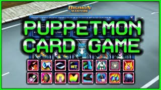 Puppetmon Card Game - QUESTIONS & ANSWERS || Get any item in the game!!! || DMO Event