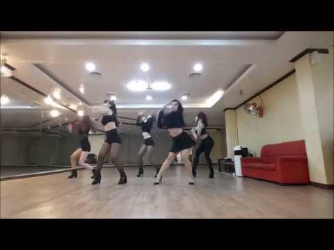 여성댄스팀 FAMOUS - work bitch