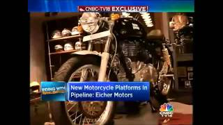 'Royal Enfield Grew Over 50% In Last 5 Years': Eicher Motors Part -2