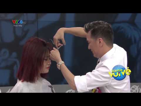 BỮa TrƯa Vui VẺ CÙng ĐÀm VĨnh HƯng  Cắt Tóc Mp4 video