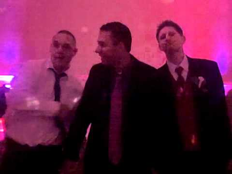 ALPINE COUNTRY CLUB RHODE ISLAND WEDDING DJ RA MU AND THE CREW LAST DANCE