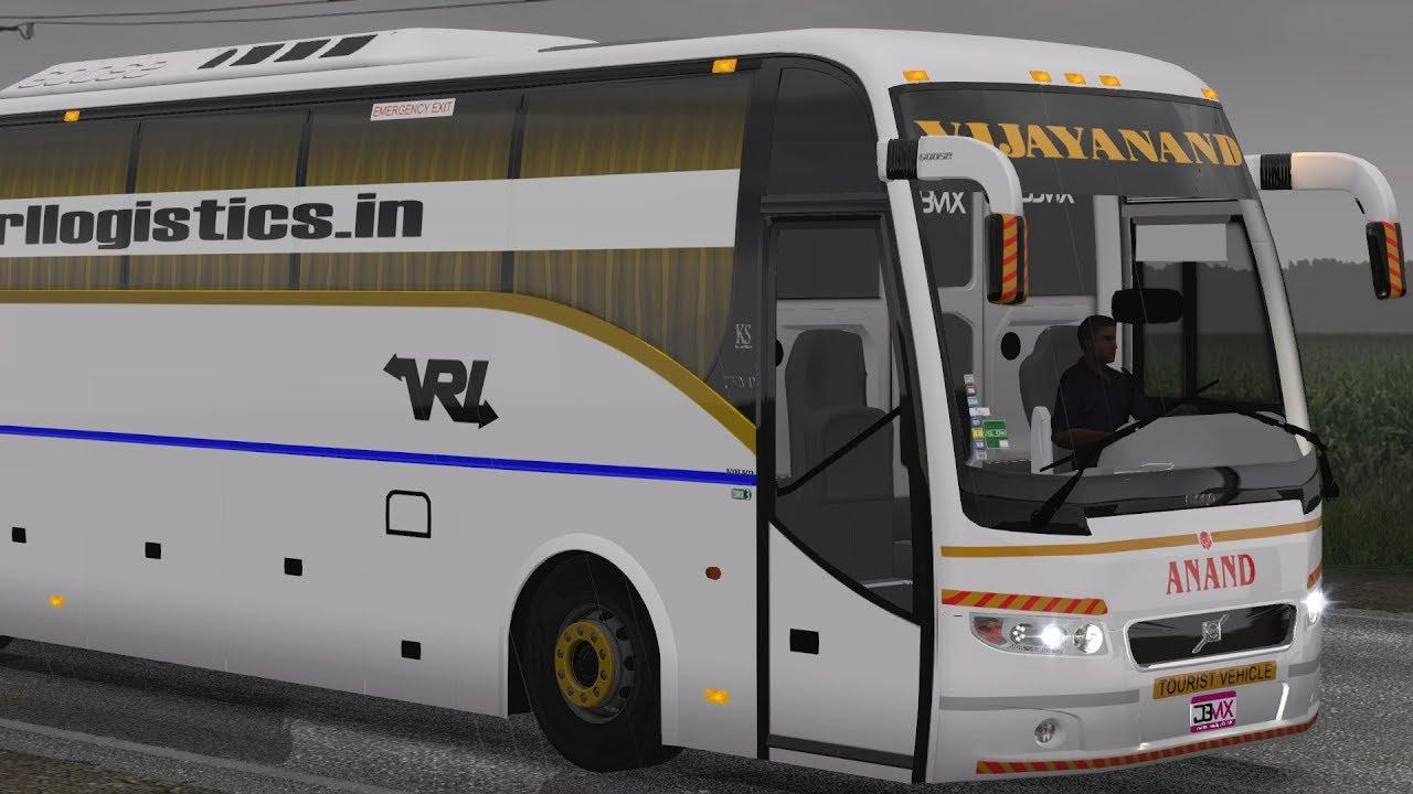 National Travels Volvo Bus Accident Yoktravels Com