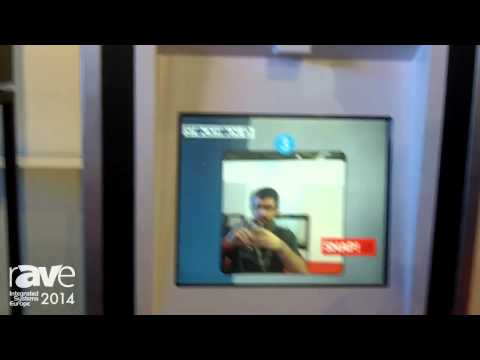 ISE 2014: Holocube Demos Interactive Photo Booth