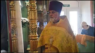 Проповедь епископа Максима в Казанском храме города Ельца