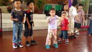 Watch Hillsong Kids Jesus Is My Superhero video