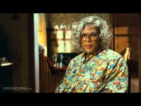 I Can Do Bad All by Myself #4 Movie CLIP - Madea Gives Jennifer Advice (2009) HD.mp4
