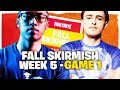 KINSTAAR ET TEEQZY TOP KILLER - FALL SKIRMISH - GAME 1 WEEK 5 EU