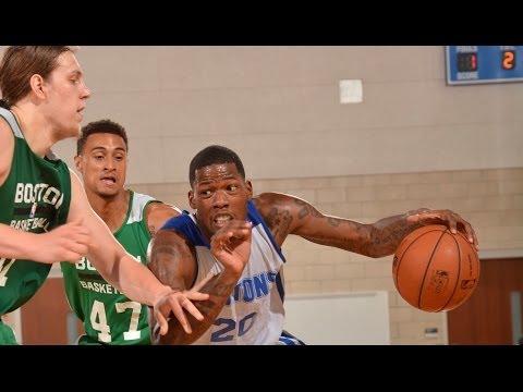 NBA Summer League: Boston Celtics vs Detroit Pistons
