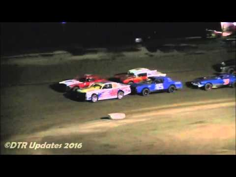 UMP Factory Stocks $500 to Win | Charleston Speedway | 4.23.16