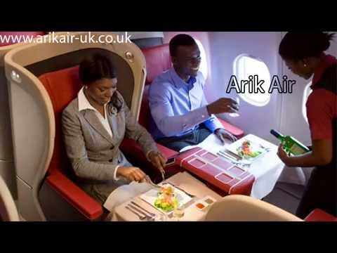 Airplane Etiquette Tips By Arik Air Nigeria