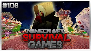 HIVE?!?! | Minecraft Survival Games #108