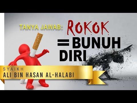 Tanya Jawab: Rokok = Bunuh Diri?  - Syaikh Ali bin Hasan Al-Halabi