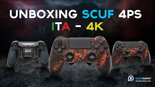 Unboxing - Scuf Gaming 4PS [ITA - HD]