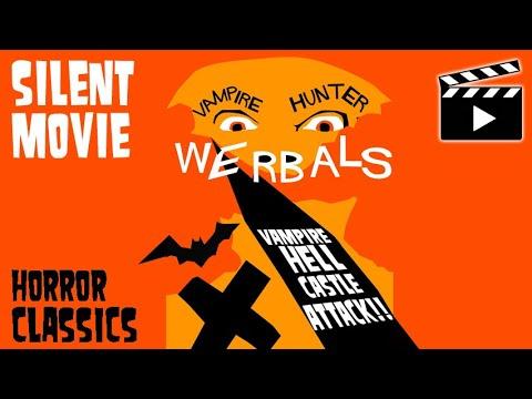 "Vampire Hell Castle ""Silent Film"" (Classic British Horror Movie)"