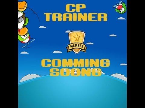Club Penguin Trainer ( Not Comming Soo Soon)